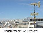 paris | Shutterstock . vector #643798591