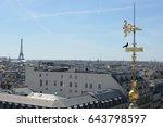 paris | Shutterstock . vector #643798597
