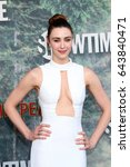"""Small photo of LOS ANGELES - MAY 19: Madeline Zima at the """"Twin Peaks"""" Premiere Screening at The Theater at Ace Hotel on May 19, 2017 in Los Angeles, CA"""