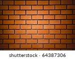 New Brick Background.