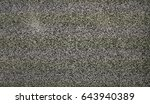 static noise caused by bad... | Shutterstock . vector #643940389