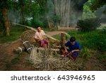 mahasarakham thailand  may 17...   Shutterstock . vector #643946965
