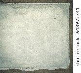texture of a paint fiberboard   Shutterstock . vector #643975741