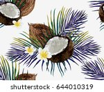 beautiful vector hand drawn... | Shutterstock .eps vector #644010319