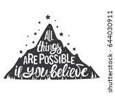 motivational and inspirational...   Shutterstock .eps vector #644030911
