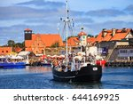 hel  poland   august 10  2015 ... | Shutterstock . vector #644169925