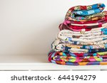 sewing and fashion concept  ... | Shutterstock . vector #644194279