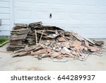 Construction Debris Pile
