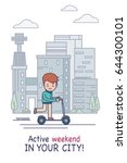"""stay in the city. """"active... 