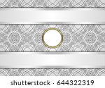 circle label and abstract...   Shutterstock .eps vector #644322319