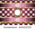 circle label and abstract...   Shutterstock .eps vector #644322325