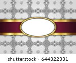 circle label and abstract...   Shutterstock .eps vector #644322331