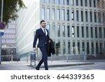 matured male entrepreneur... | Shutterstock . vector #644339365