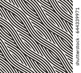 abstract geometric pattern with ... | Shutterstock .eps vector #644339971