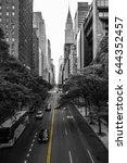 Endless Streets Of Manhattan...