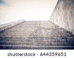 Gray Stairs    Stone Stairs