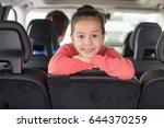 shot of a pretty little girl... | Shutterstock . vector #644370259