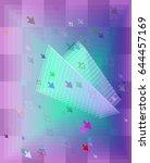 navigation elements design   Shutterstock .eps vector #644457169
