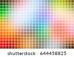 rainbow colors abstract square