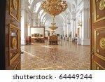 Winter Palace. Interior....