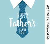Happy Fathers Day Card Design...