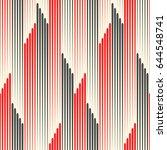 seamless textile background.... | Shutterstock .eps vector #644548741
