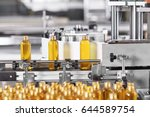 factory process of production... | Shutterstock . vector #644589754