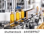 factory  and research concept.... | Shutterstock . vector #644589967
