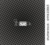 sponge icon. | Shutterstock .eps vector #644610865