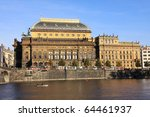 The Look At The Prague Nationa...