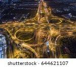 highway street road | Shutterstock . vector #644621107