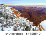 Winter Storm  Grand Canyon...