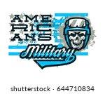 vector illustration on a... | Shutterstock .eps vector #644710834