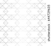 silver texture. seamless... | Shutterstock .eps vector #644729635