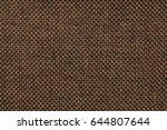 Dark Brown Woolen Background Of ...