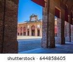 The Pavaglione In Lugo  Ravenn...