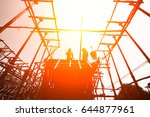 construction | Shutterstock . vector #644877961