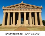 Parthenon Replica In Nashville