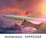 weapons of mass destruction. a... | Shutterstock . vector #644952265
