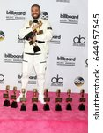 las vegas   may 21   drake at... | Shutterstock . vector #644957545