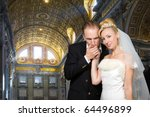 Wedding In St Peter's Basilica...