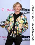 Small photo of LAS VEGAS - MAY 21: Logan Paul at the 2017 Billboard Music Awards - Arrivals at the T-Mobile Arena on May 21, 2017 in Las Vegas, NV