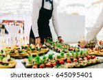 food | Shutterstock . vector #645095401