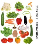 assembling of delicious fresh... | Shutterstock . vector #64515811