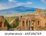 Greek Theater In Beautiful Tow...
