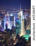 New York City Manhattan Times...
