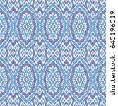 vector abstract seamless... | Shutterstock .eps vector #645196519