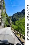 Gordolasque Valley  The Road T...