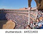 madrid   october 1  the huge...   Shutterstock . vector #64521403