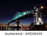 Jacques Cartier Bridge...